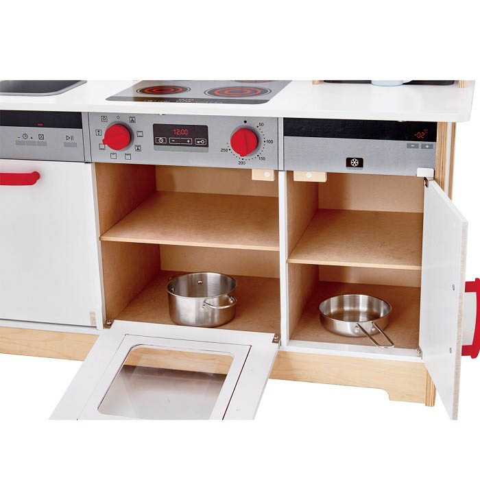 Hape all-in-one Kitchen storage