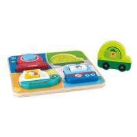 Hape - All Terrain Adventure Puzzle