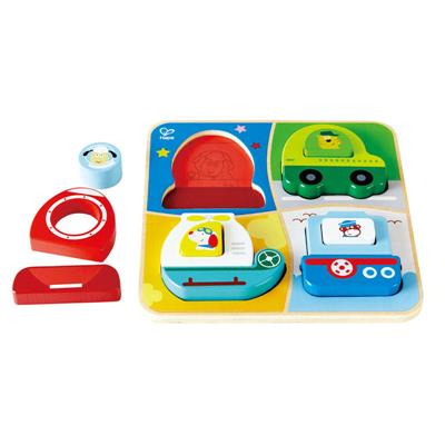Hape All Terrain Adventure Puzzle
