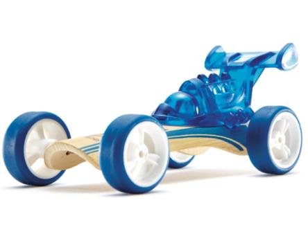 Hape Mini Dragster