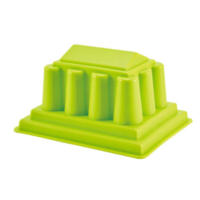 Hape-Beach Toys- Parthenon Pyramid Sand Mould