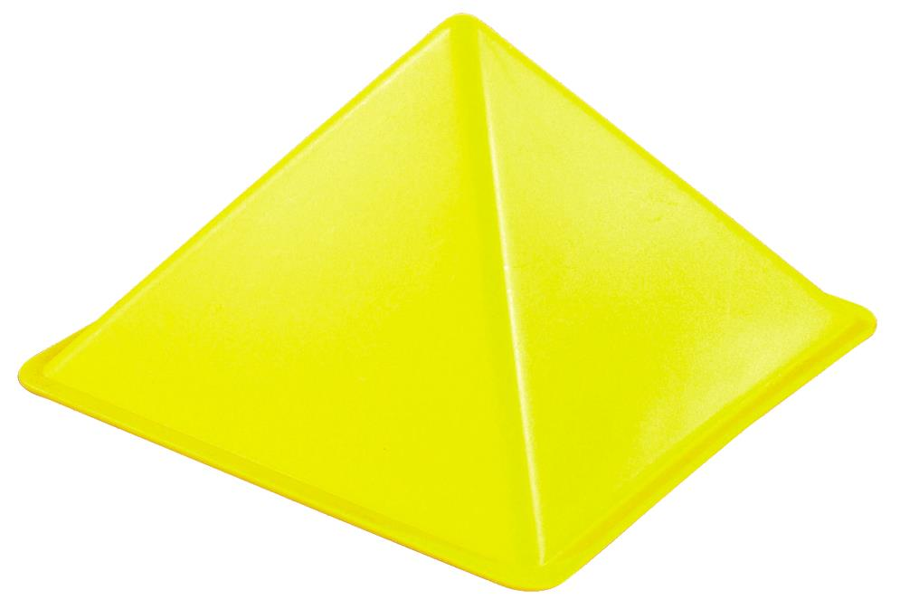 Hape-Beach Toys- Pyramid Sand Mould