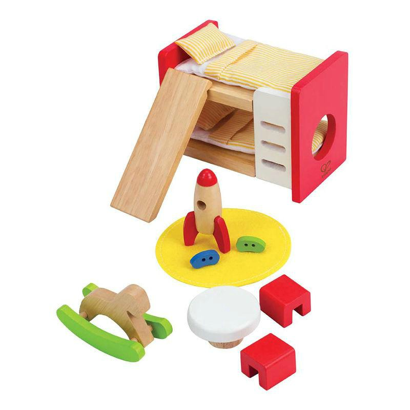 Hape All Seasons Dollhouse Children