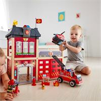 Hape City Fire Station