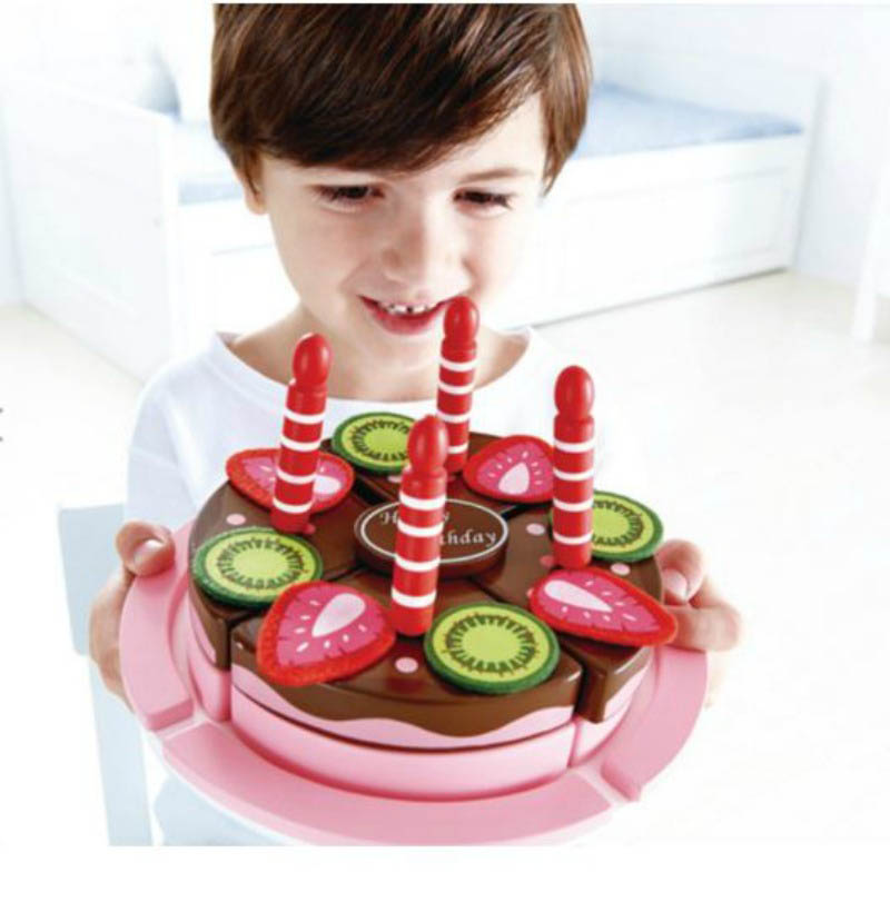 Hape-Double Flavored Birthday Cake