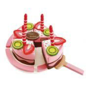 Hape-Double Flavoured Birthday Cake
