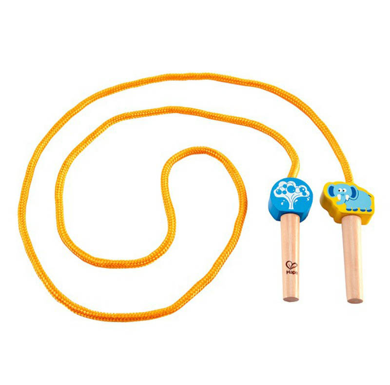 Hape - Elephant Skipping Rope