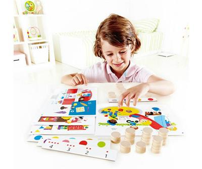 Hape Find and Count Colours Game