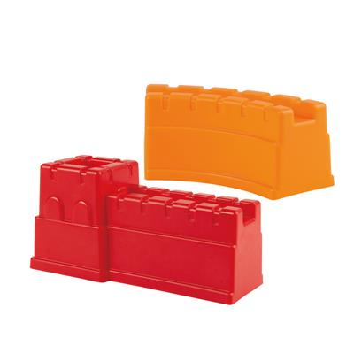 Hape Great Castle Sand Moulds