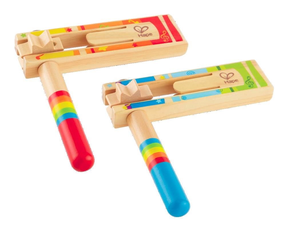 Hape-Kids Wooden Toys-Happy Noise Maker