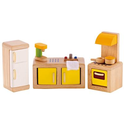 Hape All Seasons Dollhouse Kitchen