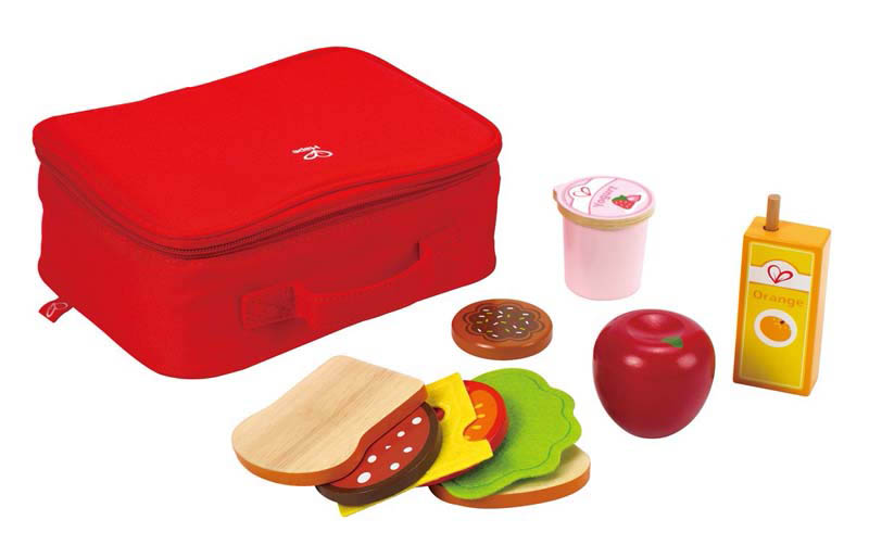 Hape - Lunchbox  Play Set