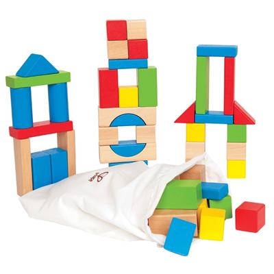 Hape Maple Block Set