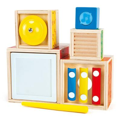 Hape Multi Stacking Music Set