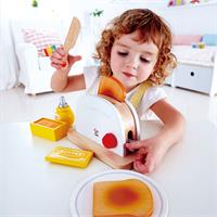 Hape Pop Up Toaster Set