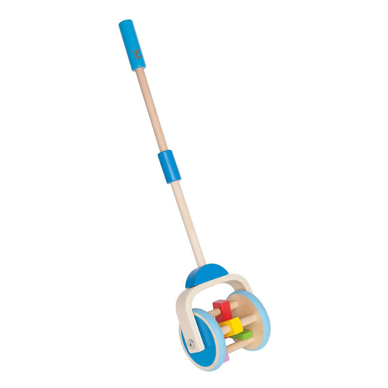 Hape Push and Pull Lawnmower