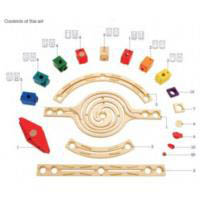 Hape - Quadrilla Loop De Loop Marble Run