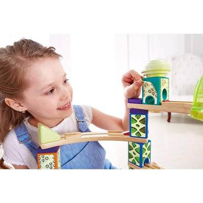 Hape Quadrilla Space City Set