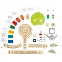 Hape Quadrilla Space City Marble Run