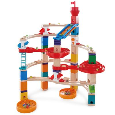 Hape Quadrilla Super Spiral Marble Run