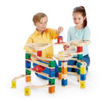 Hape Quadrilla The Challenger Marble Run