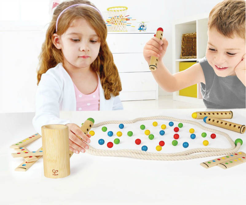 Hape - Rapido Coloured Ball Game