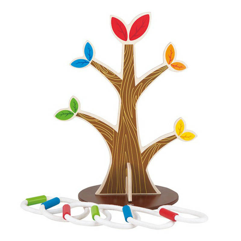 Hape - Ring Around the Tree Toss