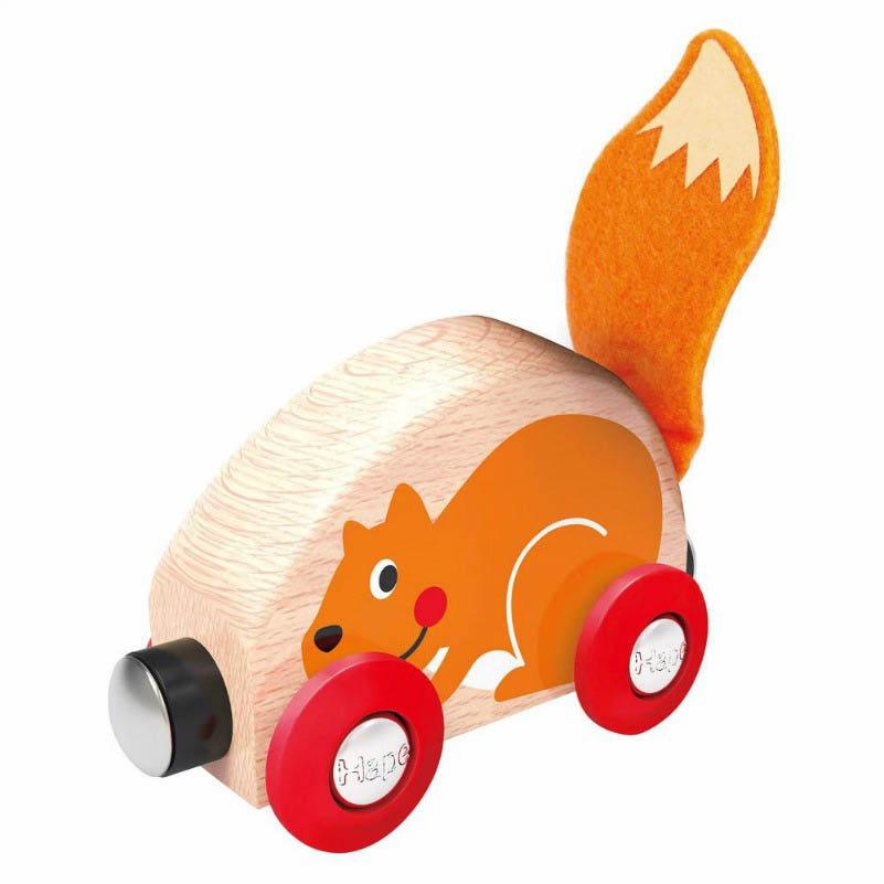 Hape - Tactile Animal Train