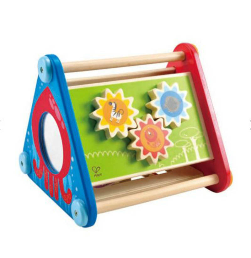 Hape-Take-Along Activity Box
