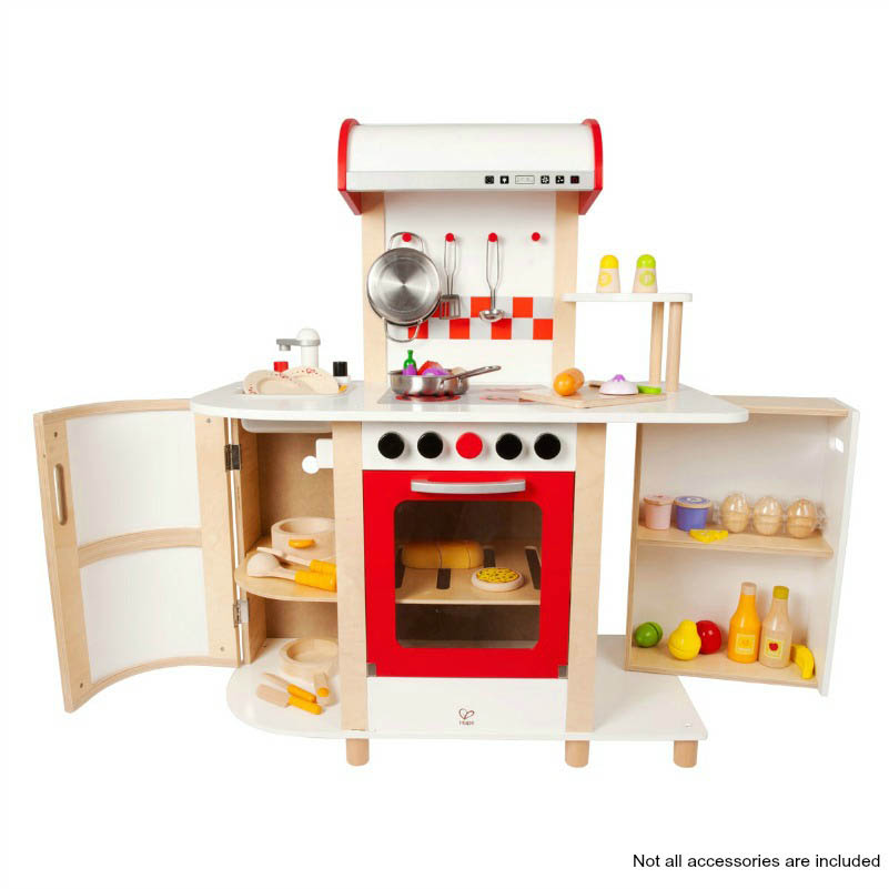 Hape Wooden Multi Function Kitchen