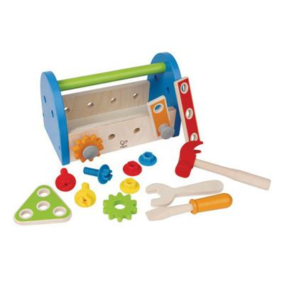 Hape My First Fix It Tool Box