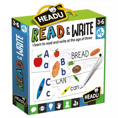 Headu Read and Write