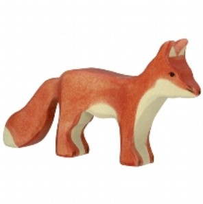 Holztiger Wooden Fox Play Figurine