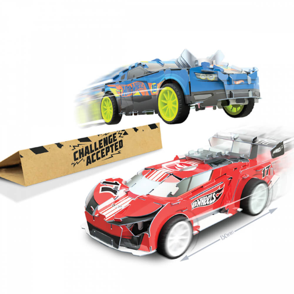 Hot Wheels Stunt Challenge Twin Pack Maker Kitz