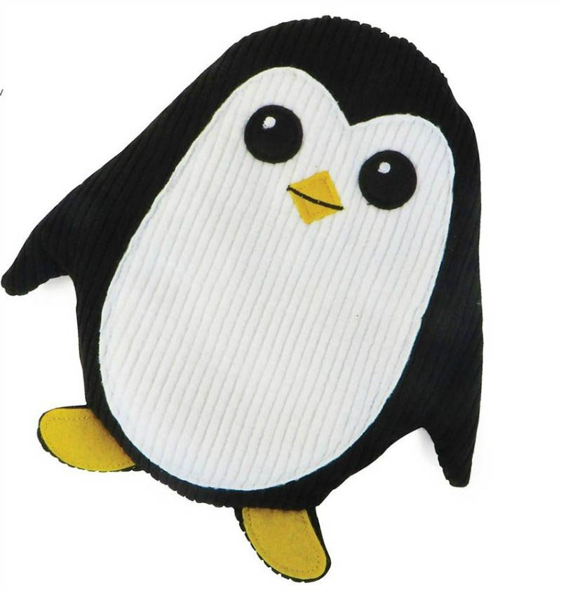 Huggable Penguin Heat Pack