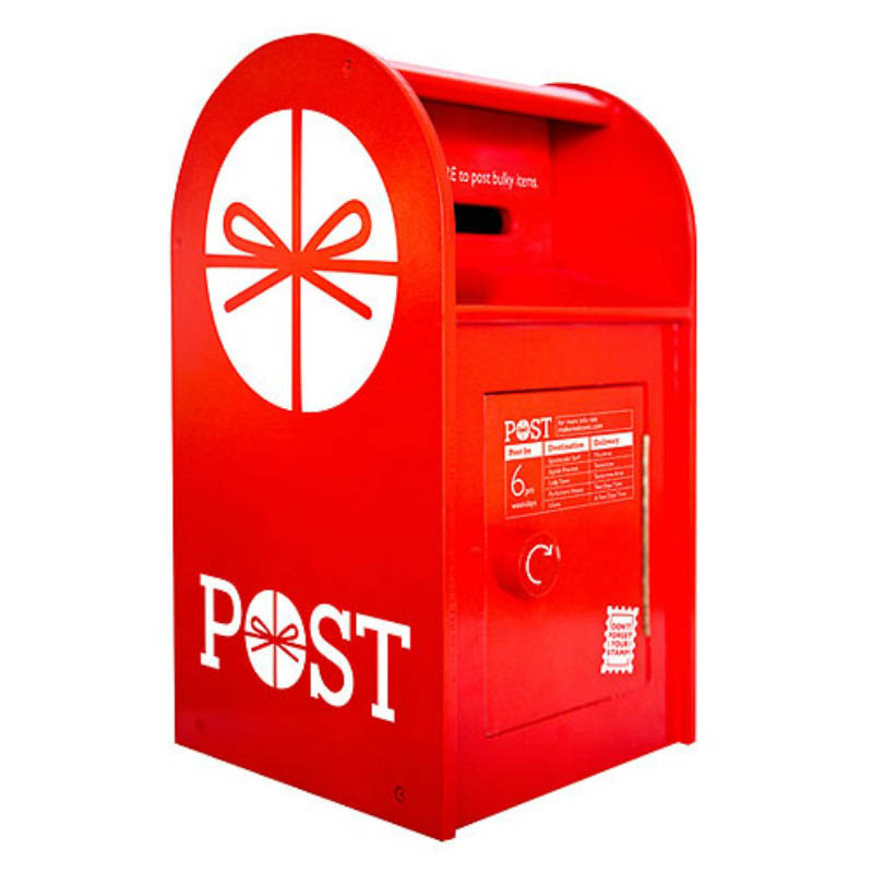 Make Me Iconic Toy - Australia Post Box