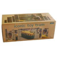 Make Me Iconic - Iconic Toy - Tram