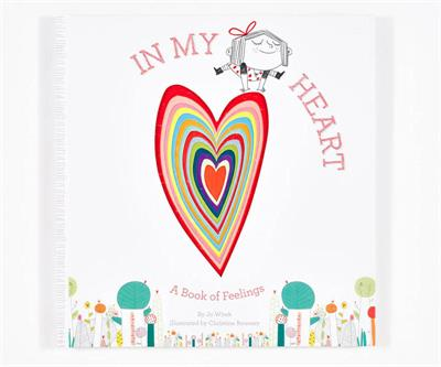 In My Heart : A Book of Feelings
