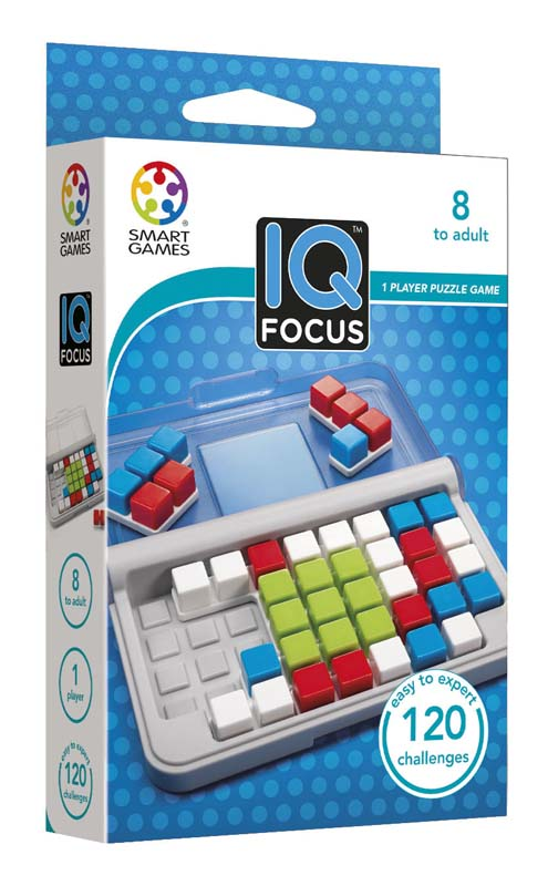 IQ Focus - Kids Logic Game
