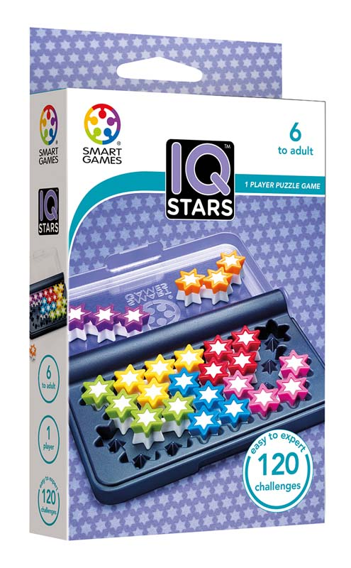 IQ Stars - Kids Logic Game