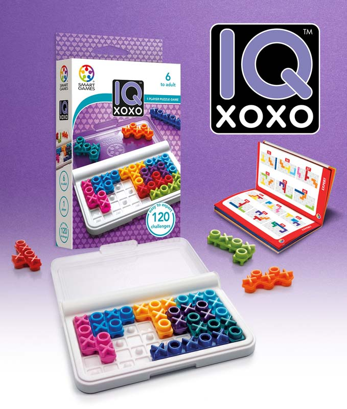 IQ XOXO - Kids Logic Game