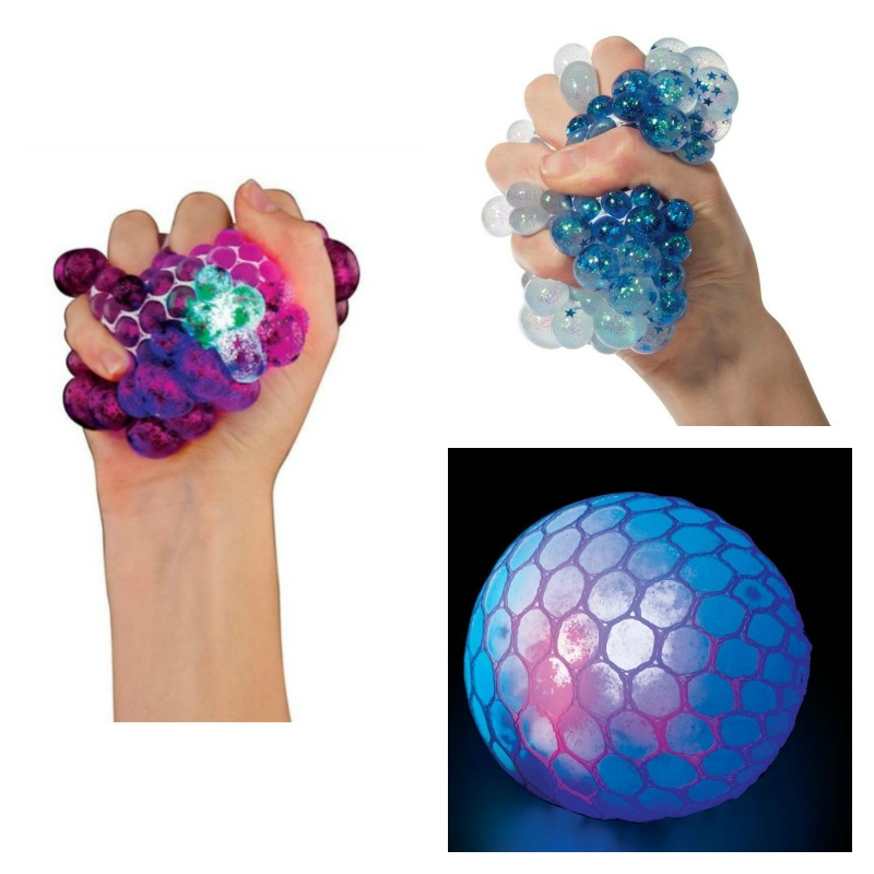 IS Atomic Glitter Galaxy Ball