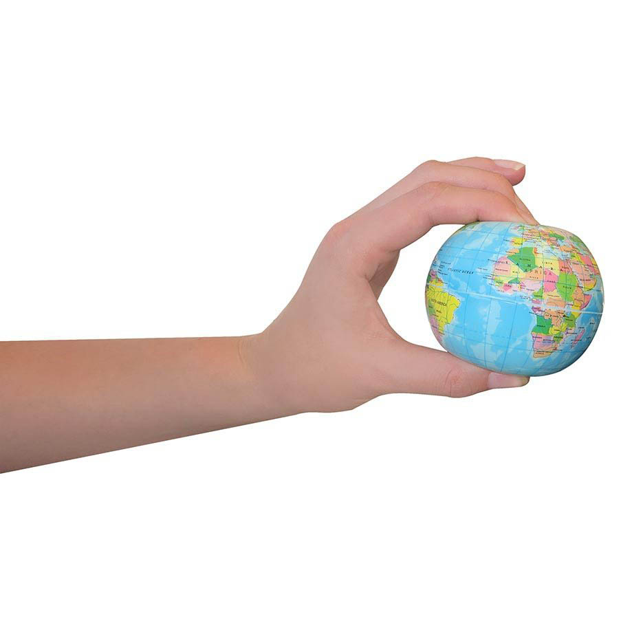 IS Earth Stress Ball