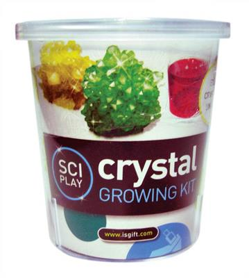 IS Crystal Growing Kit
