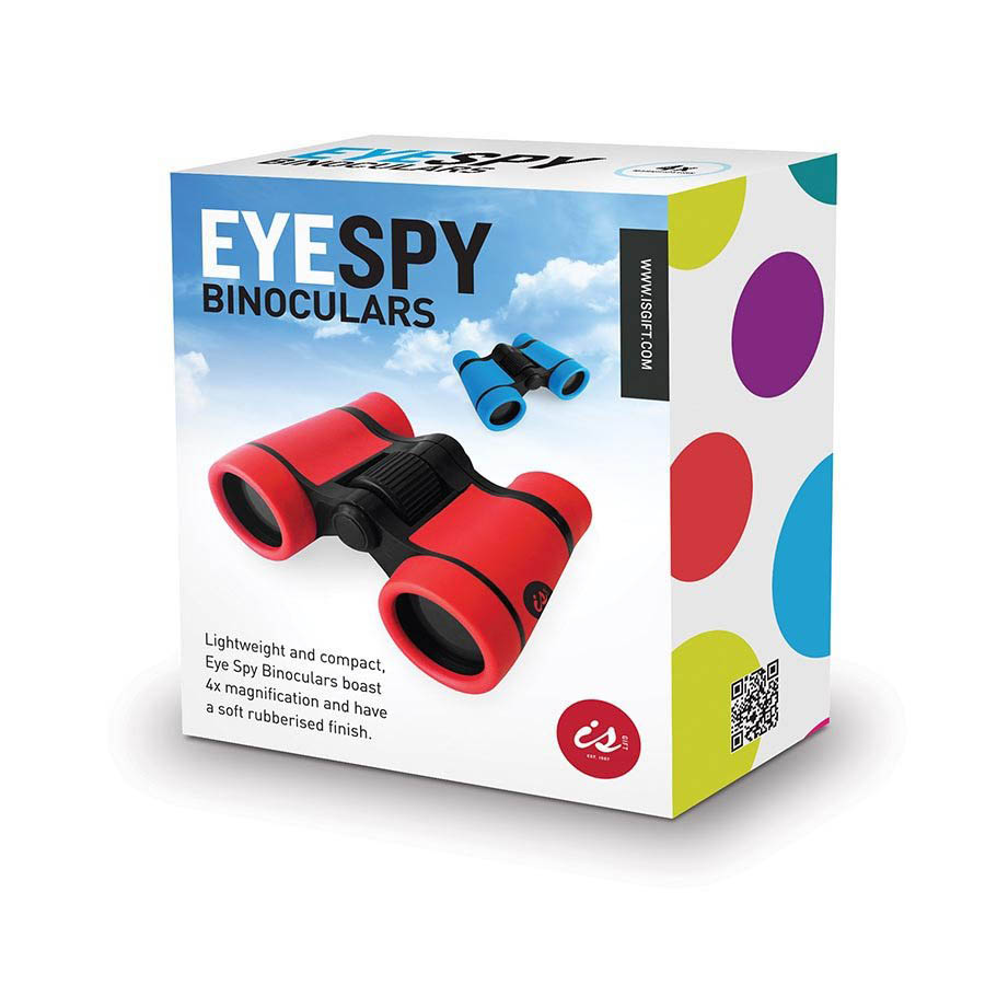 IS-Kids Gifts-Eye Spy Binoculars