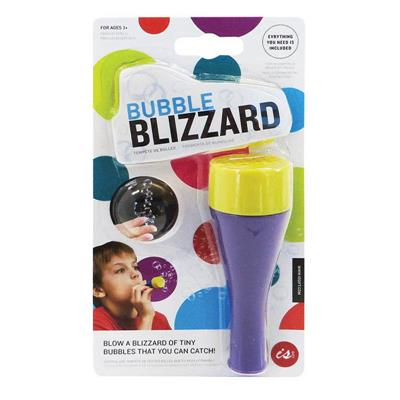 IS Bubble Blizzard