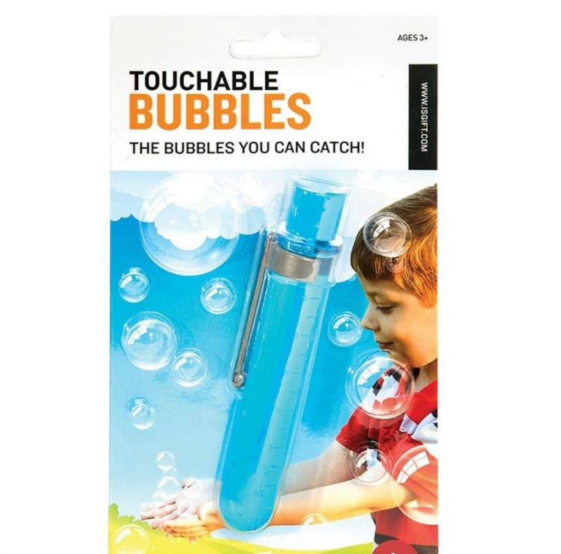 IS Touchable Bubbles