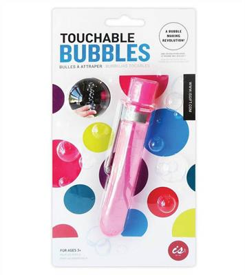 IS-Touchable Bubbles