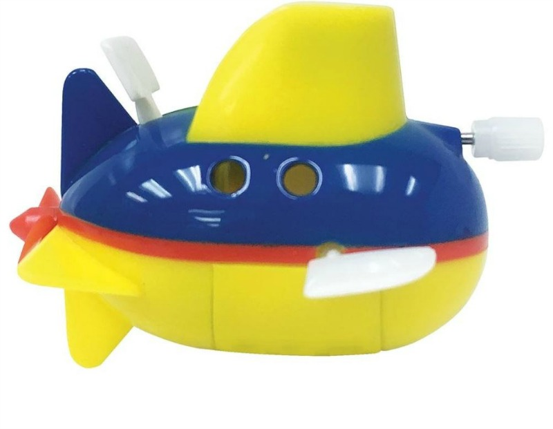 IS Wind Up Diving Submarine