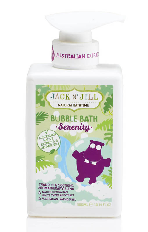 Jack N' Jill Bubble Bath 300ml Serenity